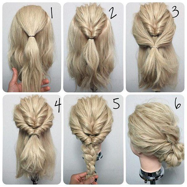 Peachy Easy Diy Prom Hairstyles Anyone Can Do Schematic Wiring Diagrams Phreekkolirunnerswayorg