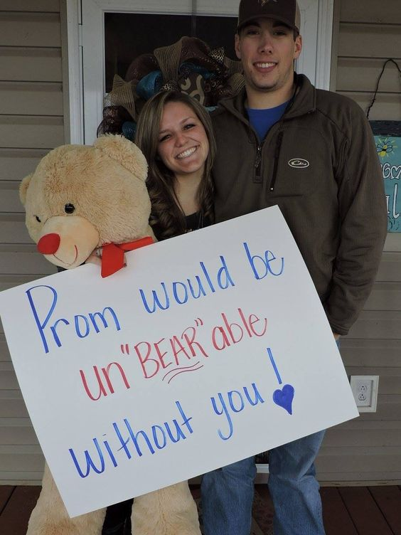 31 Awesomely Creative Promposals 790041258
