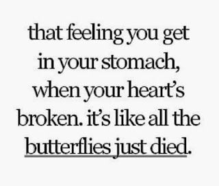 23 quotes about a broken heart