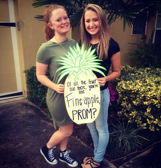 31 Awesomely Creative Promposals 396581890