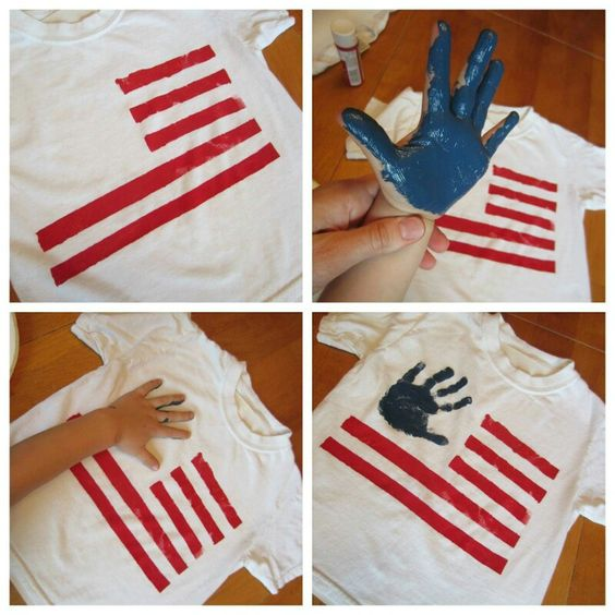 Easy DIY 4th Of July Shirts 1666859167