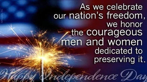 Inspiring Quotes For 4th Of July Page 2 Of 2 Laughtard