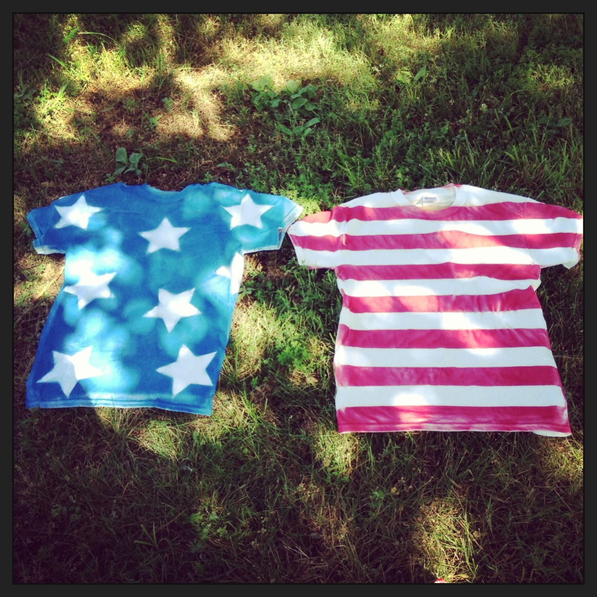 Easy DIY 4th Of July Shirts 605331174