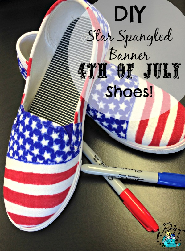 Head To Toe 4th Of July DIY