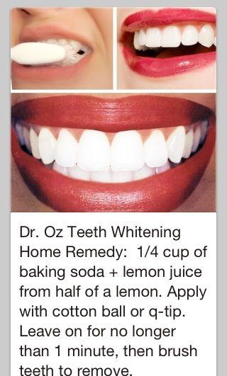 DIY Whitening Toothpaste#8217;s 1111586065