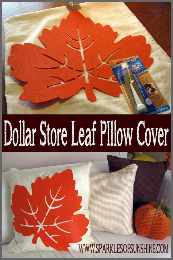 Dollar Store Diy Thanksgiving Decor