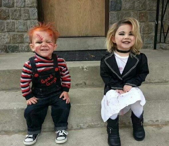 The 30 Best Chucky Killer Doll Costumes 1153667712