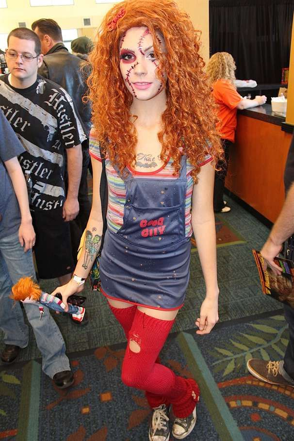 The 30 Best Chucky Killer Doll Costumes 1349129351