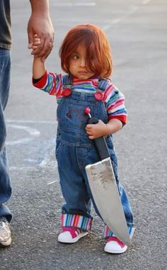 The 30 Best Chucky Killer Doll Costumes 2002637941