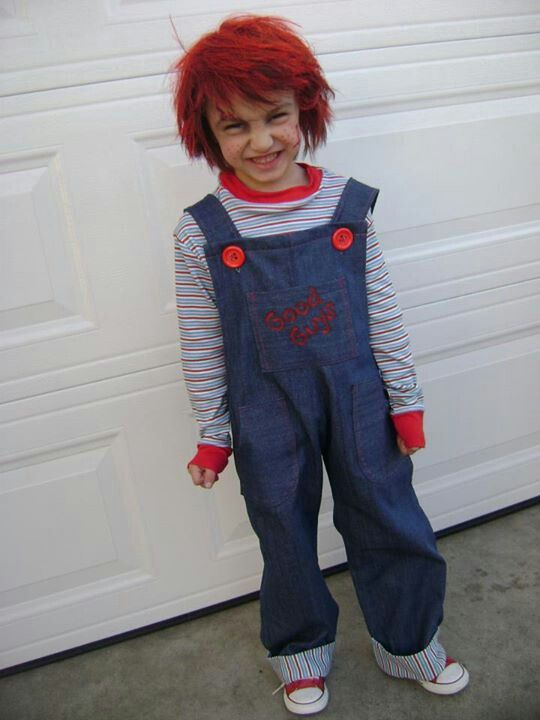 The 30 Best Chucky Killer Doll Costumes 1859181596