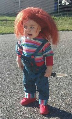 The 30 Best Chucky Killer Doll Costumes 1157957887