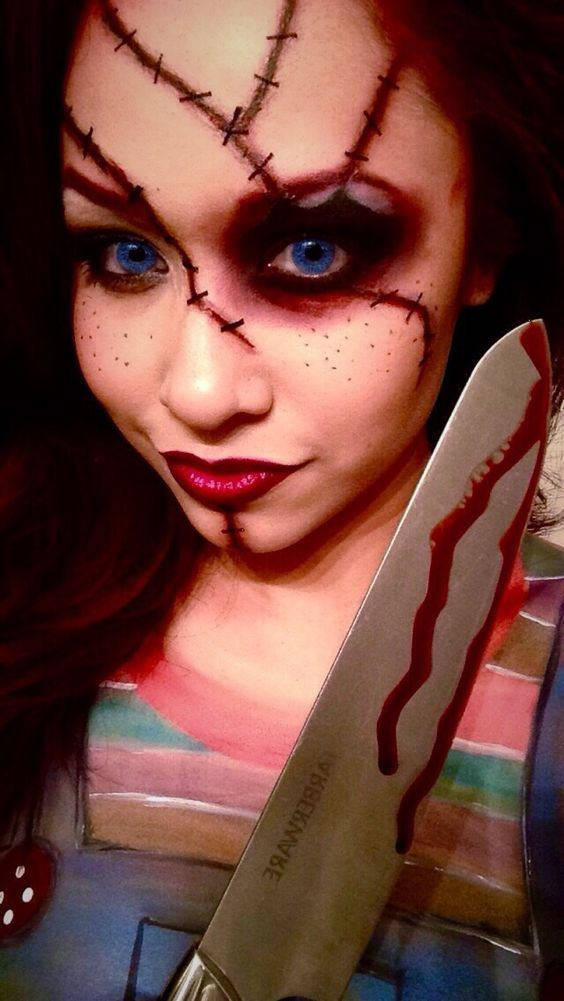 The 30 Best Chucky Killer Doll Costumes 336433419