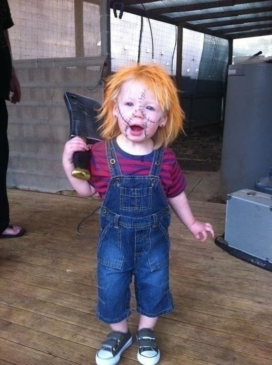 The 30 Best Chucky Killer Doll Costumes 830338606