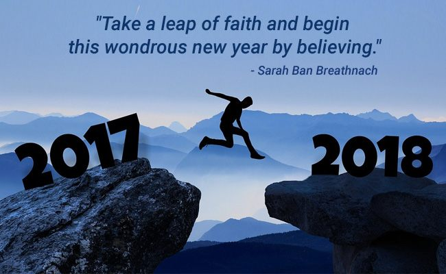 10 inspiring new years quotes
