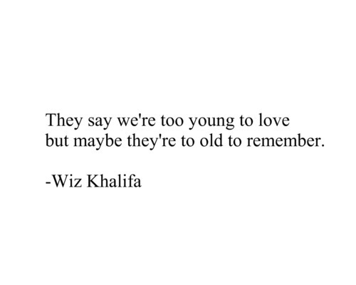 Quotes About Young Love Enchanting 48 Quotes About Young Love Laughtard