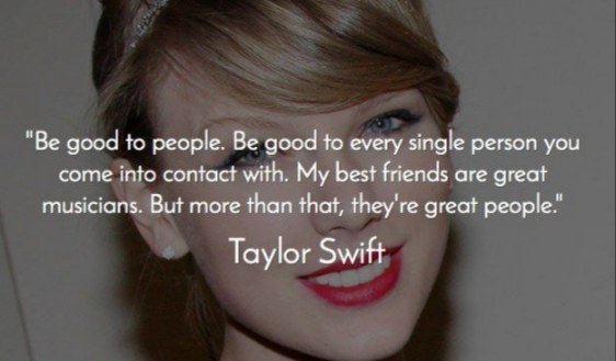 17 Quotes From Taylor Swift