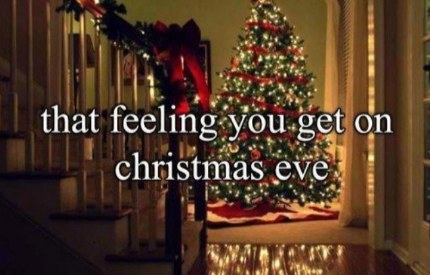 Image result for christmas eve quote