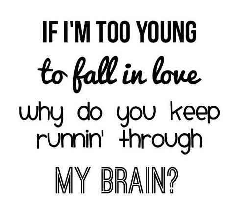 Quotes About Young Love Impressive 48 Quotes About Young Love Laughtard