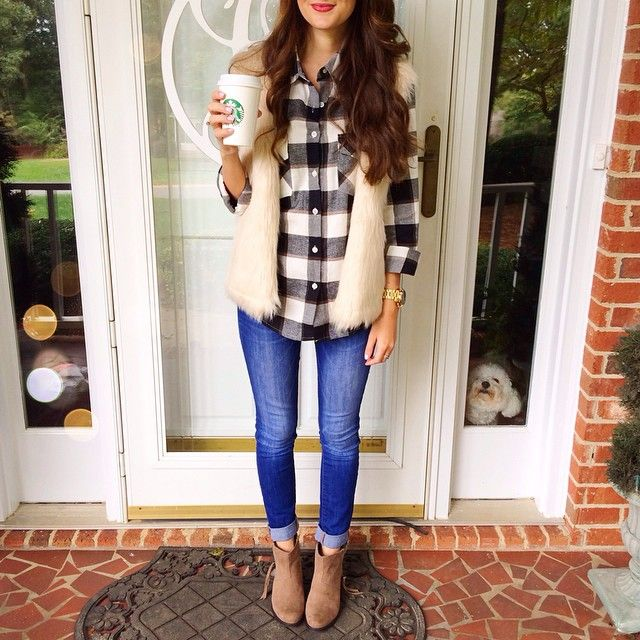 21 Best Ways To Style A Flannel Shirt For All Seasons