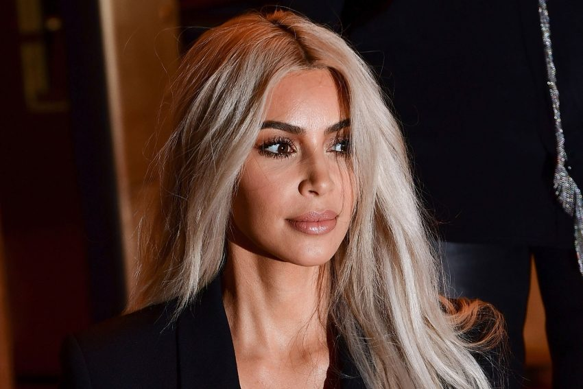 This Hilarious Video Of Kim Kardashian Running From Spiders Is Going Viral