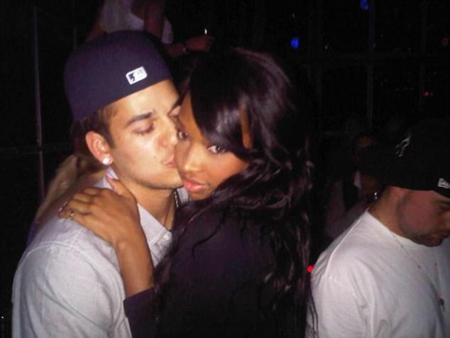 Malika Haqq Tweets Rob Kardashian