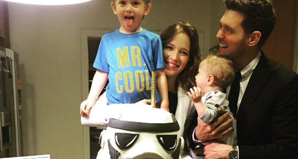 Michael Buble & Wife Announce They're Expecting Third Child