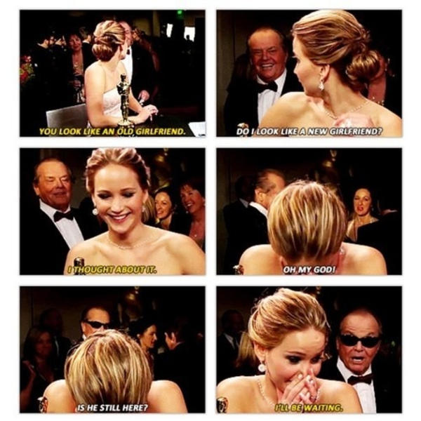 24 Times Jennifer Lawrence Made Us LOL