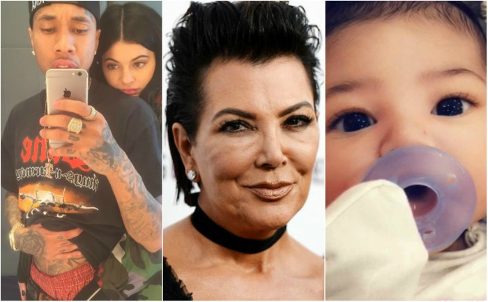 Kris Jenner Addresses Rumors That Tyga Is Kylie#8217;s Baby Daddy
