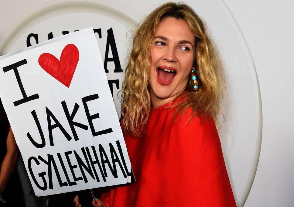 Drew Barrymore Calls Jake Gyllenhaal Her Least Talented Co-Star