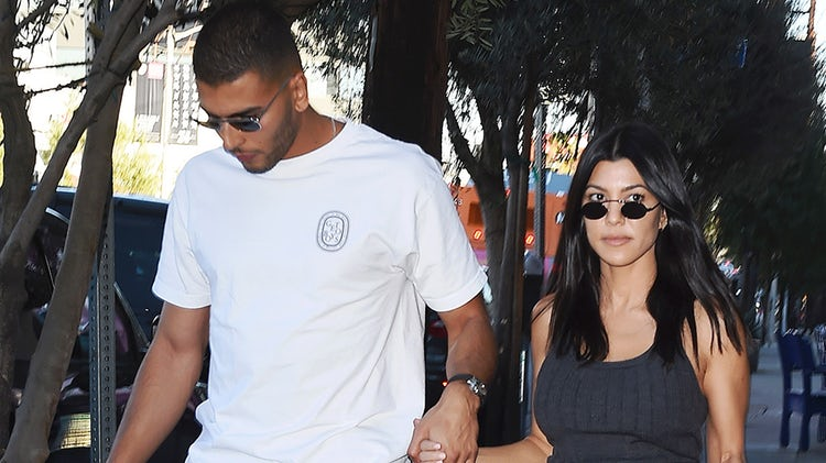 Kourtney Kardashian & Younes Bendjima Together Again Following Feud