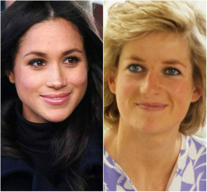 Larry King Says Meghan Markle Reminds Him Of Princess Diana
