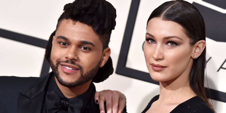 The Weeknd & Bella Hadid All Over Eachother At Coachella