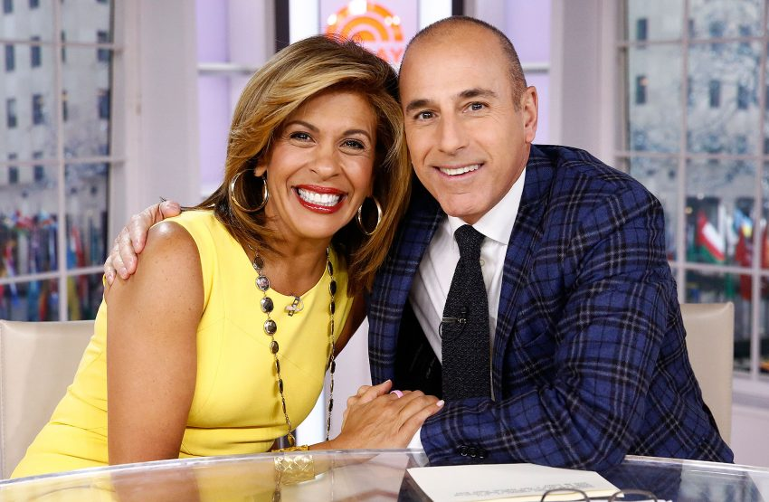 Hoda Kotb Admits To Keeping In Contact With Matt Lauer