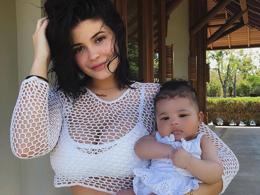 Has Kylie Jenner Just Added Rapping To Her List Of Skills?