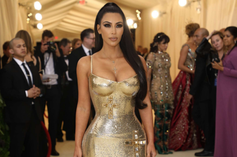 Kanye West Gushes Over Kim Kardashian's Met Gala Look