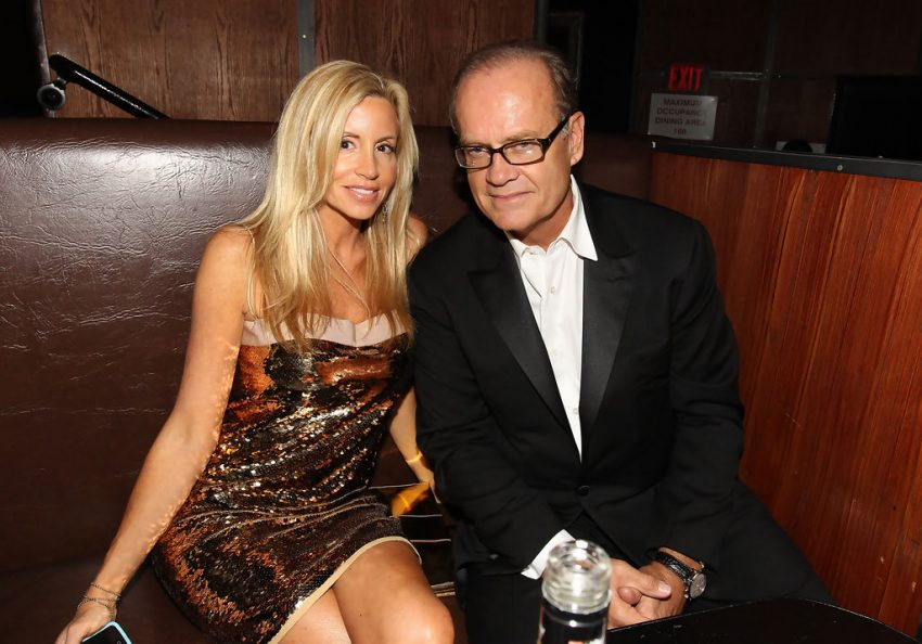 Camille Grammer Says Her Ex Kelsey Grammer 'Acts Like I Never Existed'