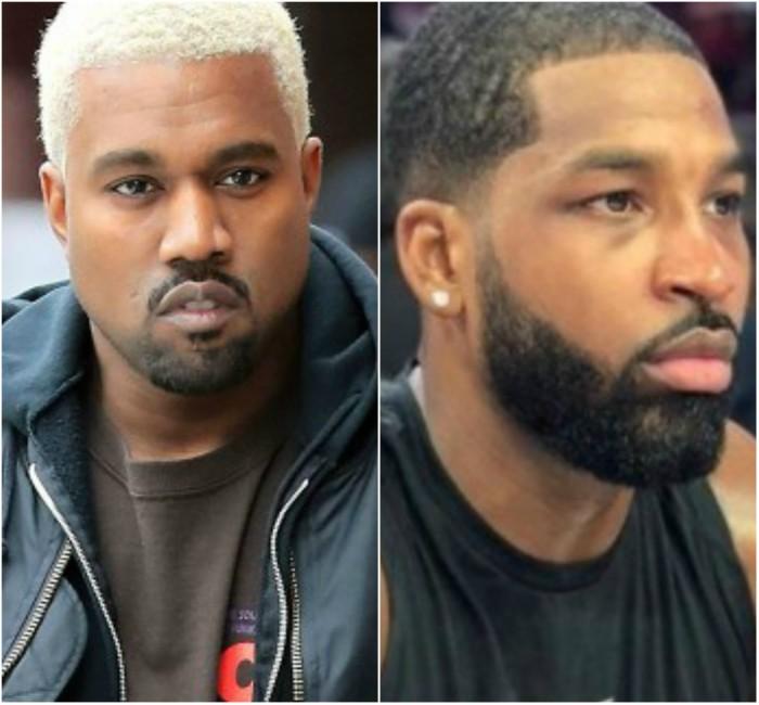 Kanye West Talks Tristan Thompson's Cheating Scandal On New Album