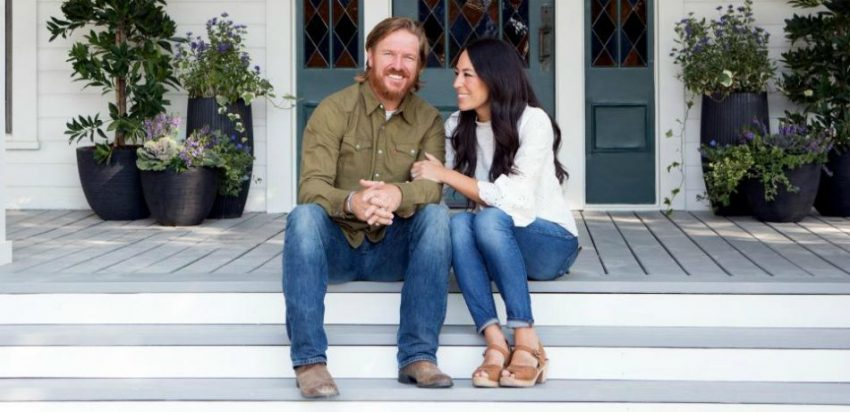 'Fixer Upper' Chip and Joanna Fined $40,000 For Using Lead Paint On The Show