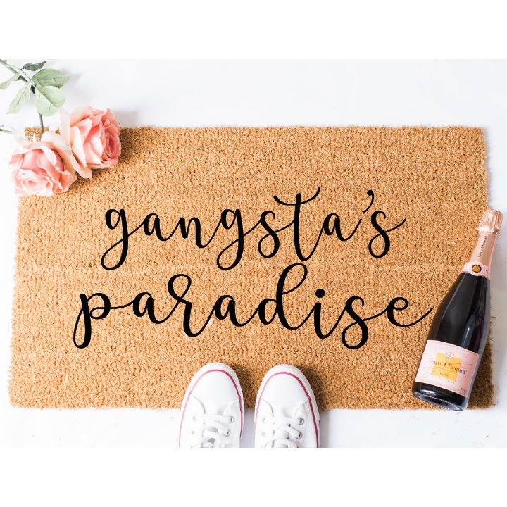 15 Seriously Cool Doormats You'll Love