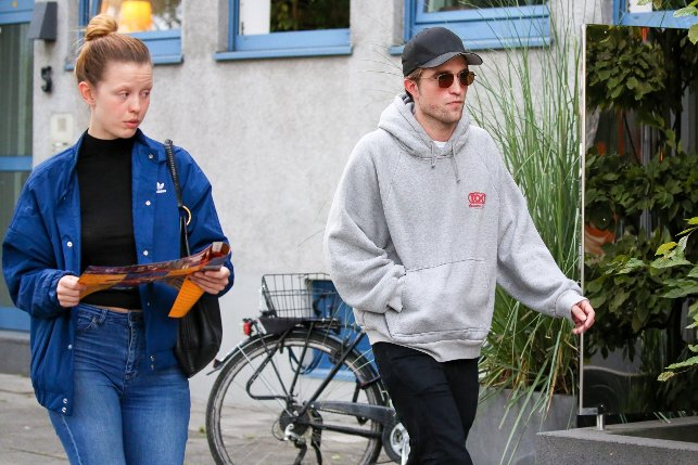 Robert Pattinson Poses With Mia Goth Days After Their Exes Were Spotted Together