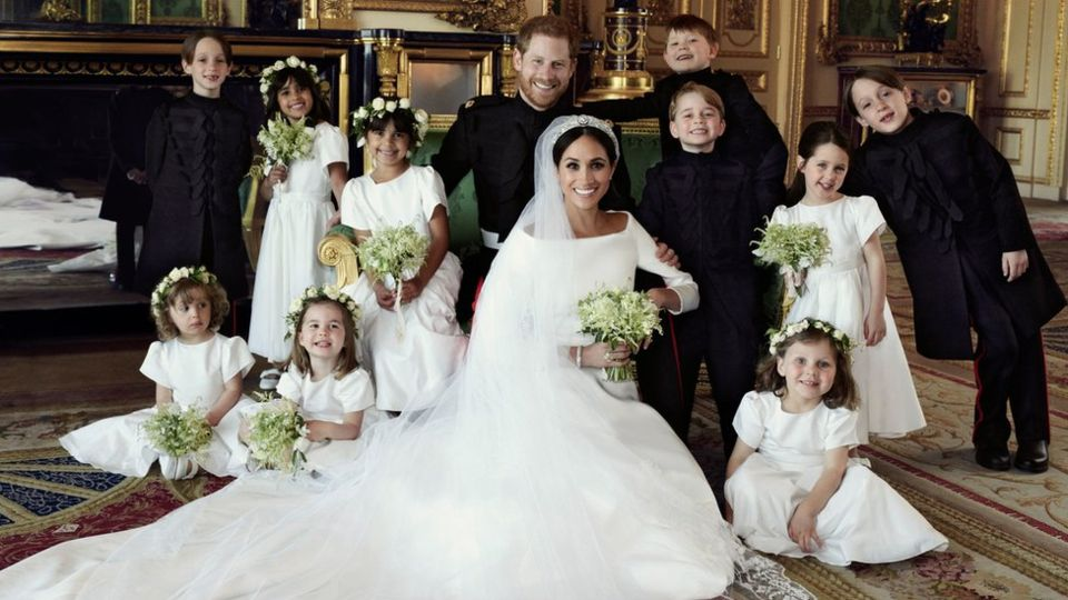 Meghan Markle Reveals How She Added Her