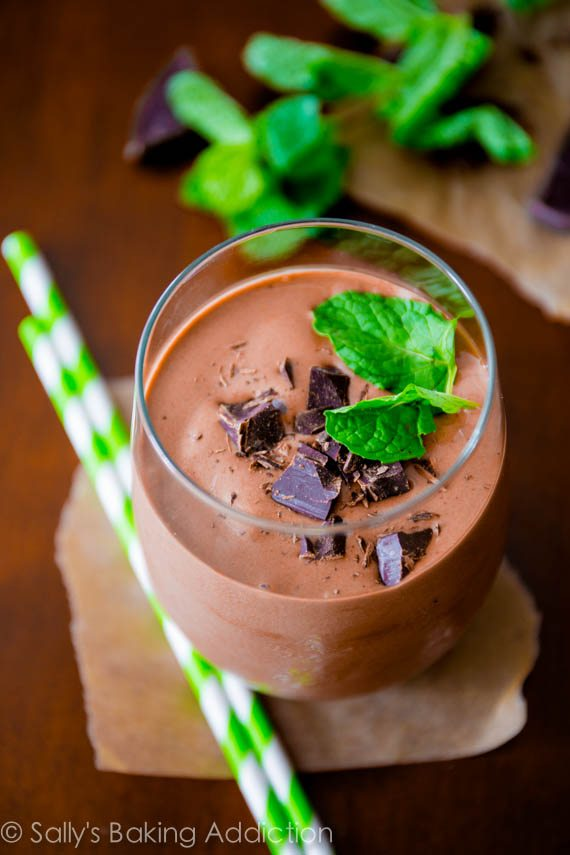 10 Sinfully Good Chocolate Milkshake Recipes