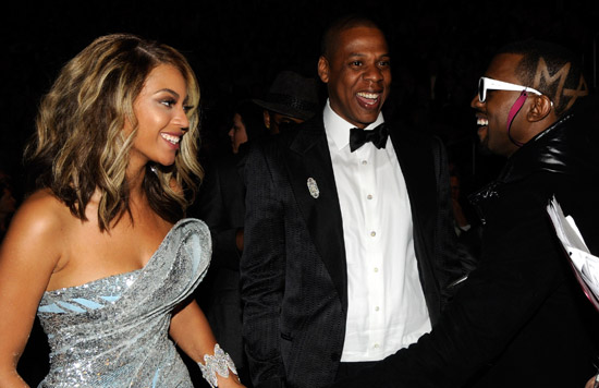 Kanye West Sends Love To Beyonce #038; Jay Z In Surprising Post Following His Rant 1797729836