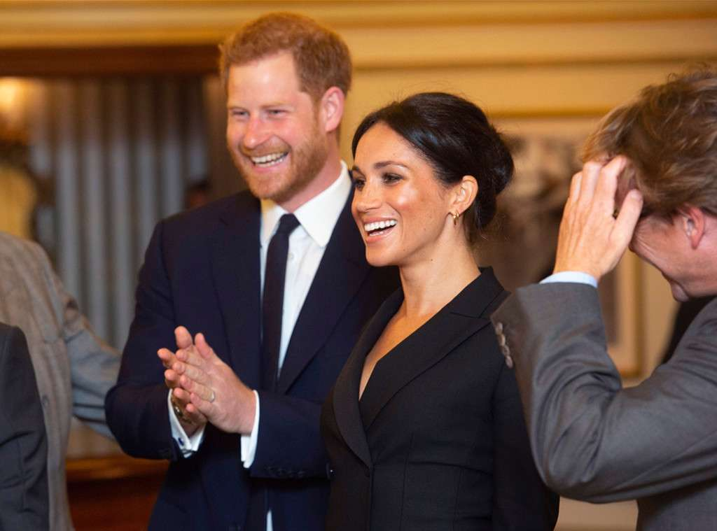 Meghan Markle & Prince Harry's New Dog Name Revealed!