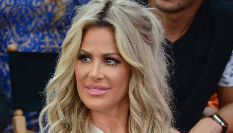Kim Zolciak Shares First Photo Following Her Breast Reduction Surgery