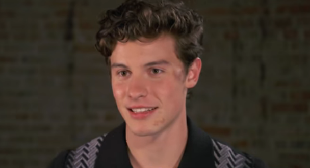 Shawn Mendes Shows Up To Interview With Bruised Face -- Video!